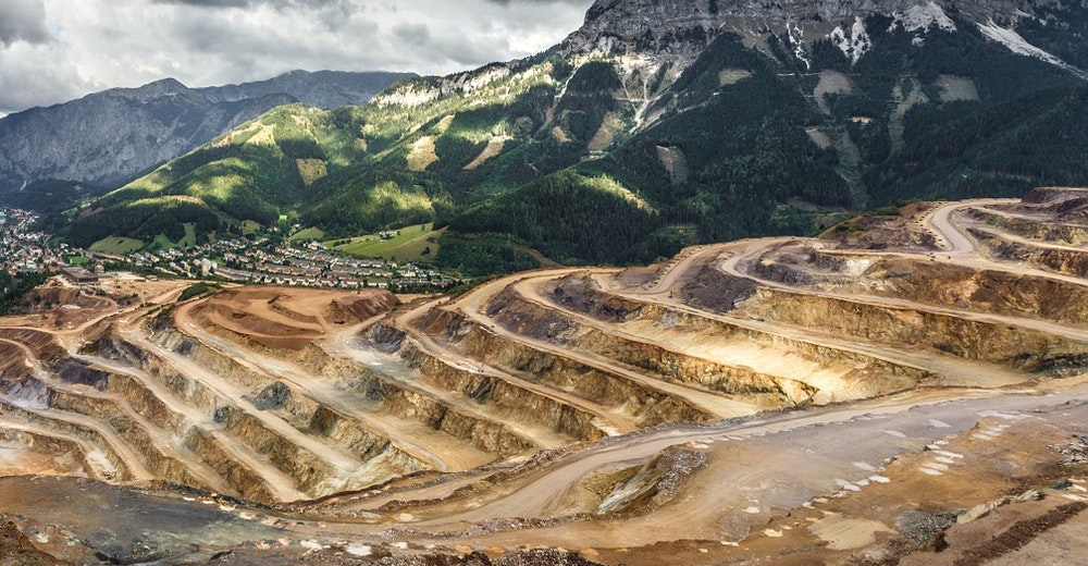 mining drones canada