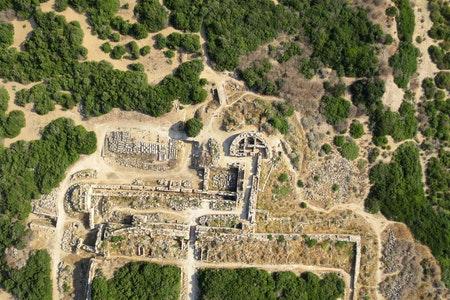 archeology surveying drone