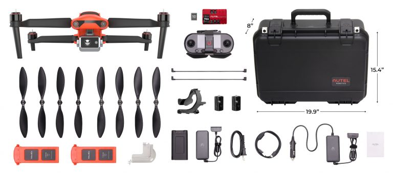 Autel Robotics EVO II 8K Rugged Bundle Pack