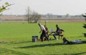 Practical Drone operation training