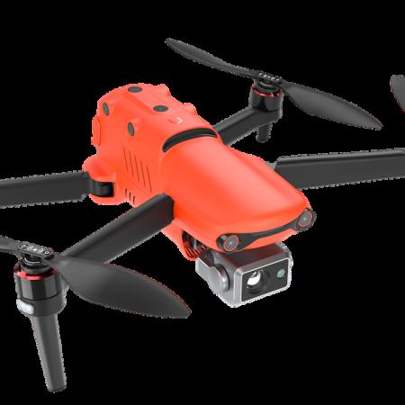 Autel Robotics EVO II 8K Rugged Bundle side profile